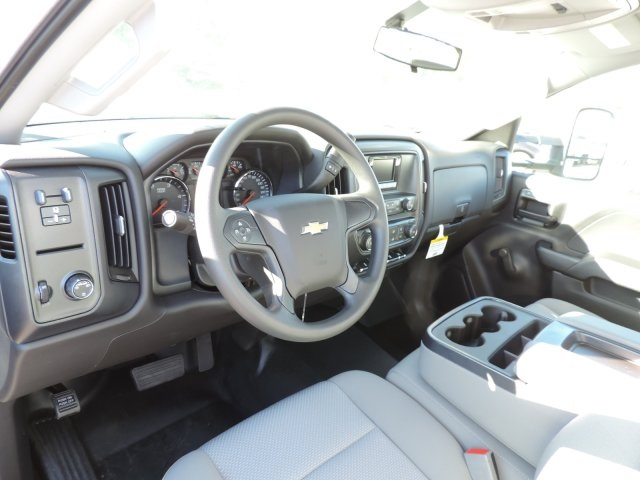 2015 Silverado 3500 Regular Cab, Harbor Contractor Body #M15981 - photo 19