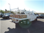 2015 Silverado 3500 Regular Cab, Harbor Contractor Body #M15981 - photo 1