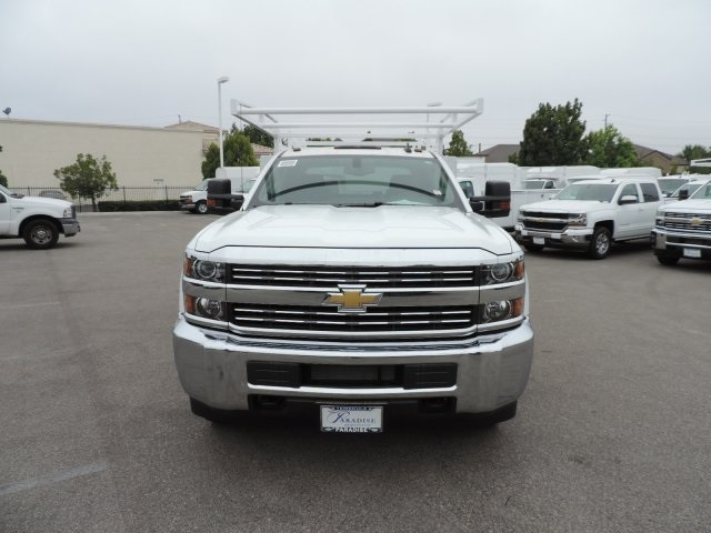 2016 Silverado 3500 Crew Cab, Harbor Combo Body #M161019 - photo 4