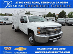 2016 Silverado 3500 Crew Cab, Harbor Combo Body #M161019 - photo 1