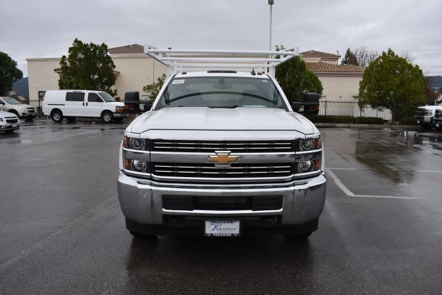 2016 Silverado 3500 Crew Cab, Harbor Combo Body #M161025 - photo 4