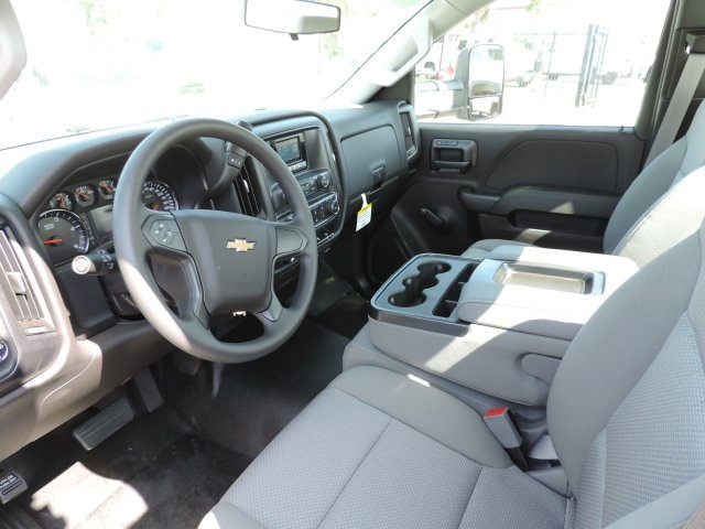 2016 Silverado 3500 Regular Cab, Harbor Combo Body #M161058 - photo 14