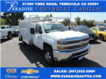 2016 Silverado 3500 Regular Cab, Harbor Combo Body #M161058 - photo 1