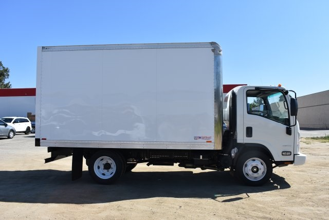 2016 LCF 4500 Regular Cab, American Truck Bodies Dry Freight #M161077 - photo 8