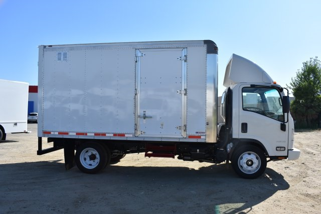 2016 LCF 4500 Regular Cab, Morgan Dry Freight #M161078 - photo 8