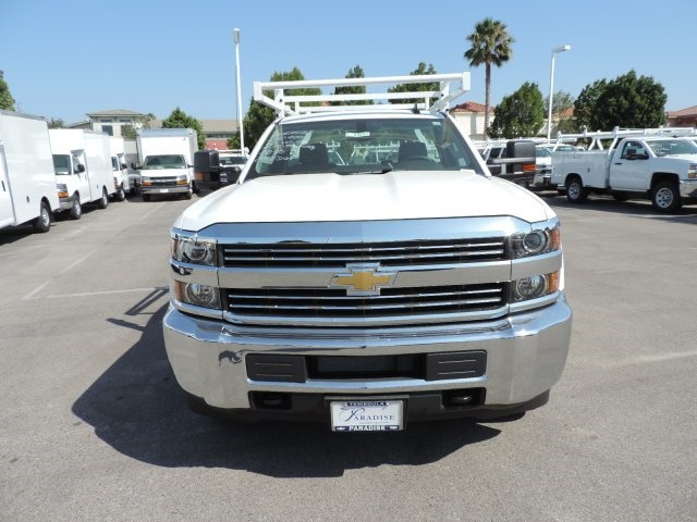 2016 Silverado 3500 Regular Cab, Royal Utility #M16343 - photo 6