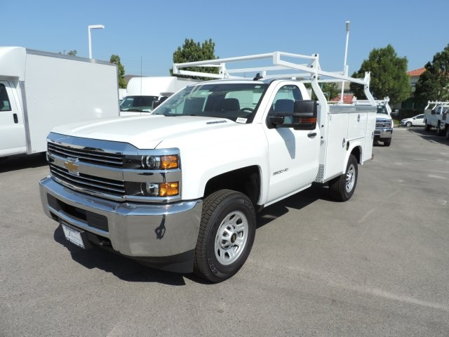 2016 Silverado 3500 Regular Cab, Royal Utility #M16343 - photo 3