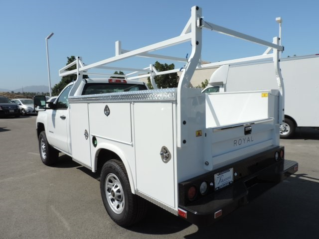 2016 Silverado 3500 Regular Cab, Royal Utility #M16343 - photo 4