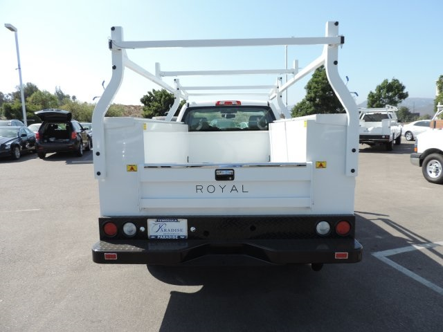 2016 Silverado 3500 Regular Cab, Royal Utility #M16343 - photo 8