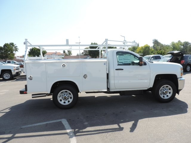 2016 Silverado 3500 Regular Cab, Royal Utility #M16343 - photo 9