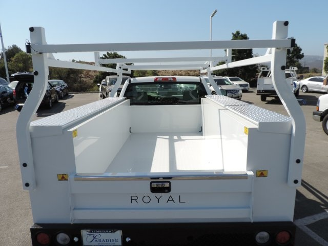 2016 Silverado 3500 Regular Cab, Royal Utility #M16343 - photo 15
