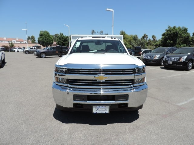 2016 Silverado 3500 Crew Cab, Harbor Landscape Dump #M16348 - photo 4