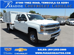 2016 Silverado 3500 Crew Cab, Harbor Landscape Dump #M16348 - photo 1