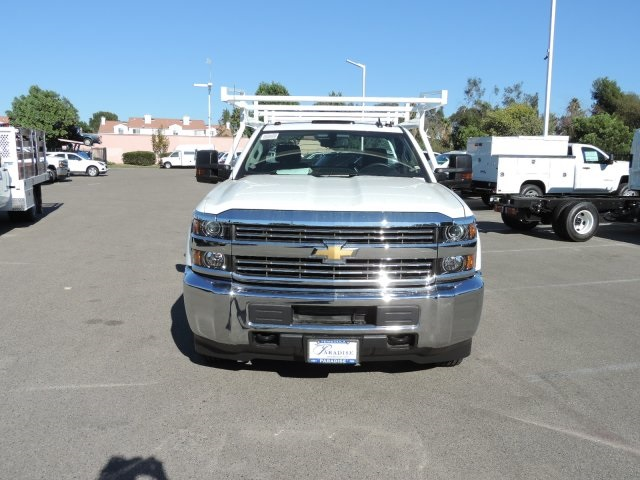 2016 Silverado 3500 Regular Cab, Utility #M164005 - photo 4
