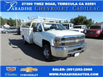 2016 Silverado 3500 Regular Cab, Utility #M164005 - photo 1