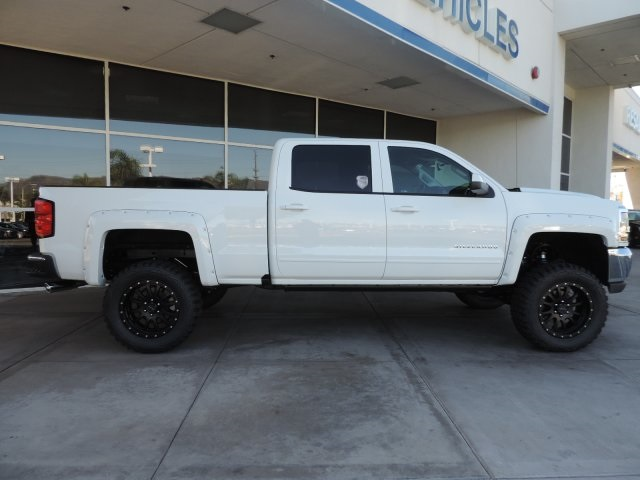 2016 Silverado 1500 Crew Cab, Pickup #M16405 - photo 9