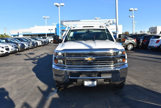 2016 Silverado 3500 Crew Cab, Royal Utility #M16557 - photo 4