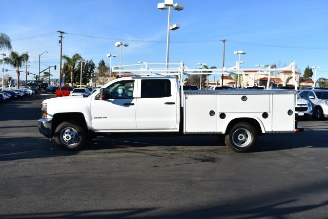 2016 Silverado 3500 Crew Cab, Royal Utility #M16557 - photo 6