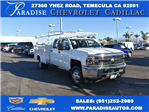 2016 Silverado 3500 Crew Cab, Royal Utility #M16557 - photo 1