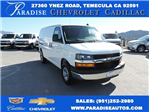 2016 Express 2500, Commercial Van Upfit #M16575 - photo 1