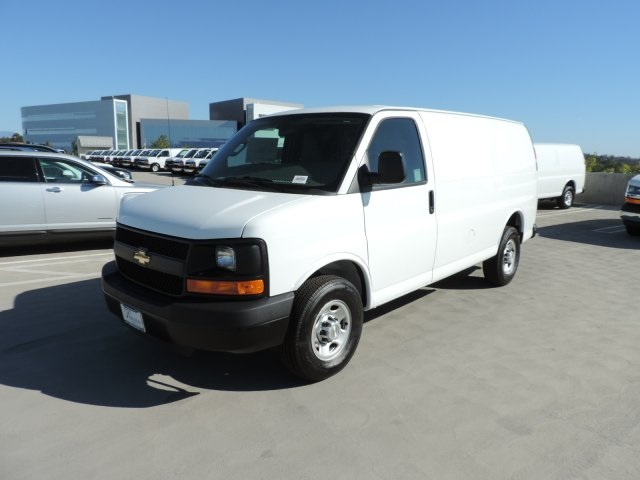 2016 Express 2500, Commercial Van Upfit #M16631 - photo 5