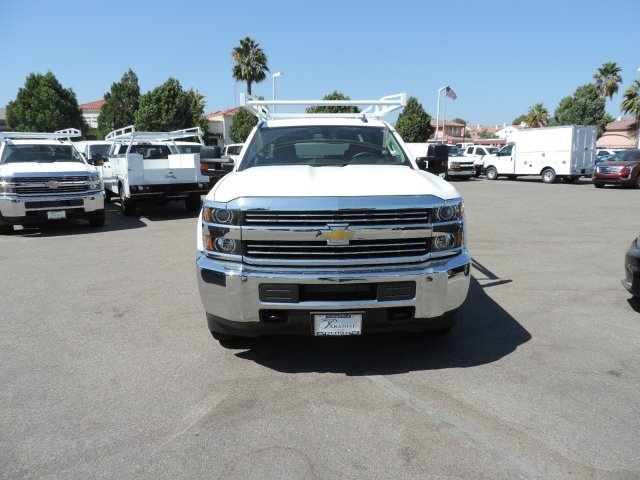 2016 Silverado 3500 Double Cab, Harbor Utility #M16648 - photo 3