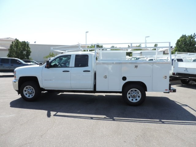 2016 Silverado 3500 Double Cab, Harbor Utility #M16648 - photo 5