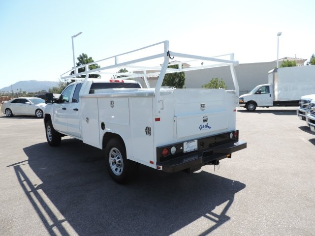 2016 Silverado 3500 Double Cab, Harbor Utility #M16648 - photo 6