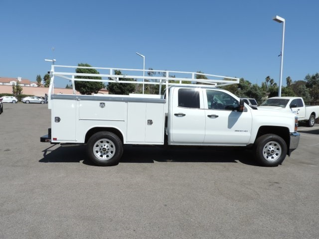 2016 Silverado 3500 Double Cab, Harbor Utility #M16648 - photo 9