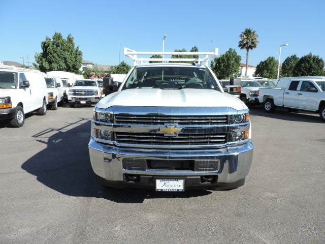 2016 Silverado 2500 Regular Cab, Harbor Utility #M16758 - photo 4
