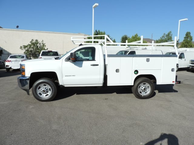 2016 Silverado 2500 Regular Cab, Harbor Utility #M16758 - photo 6