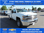 2016 Silverado 2500 Regular Cab, Harbor Utility #M16758 - photo 1