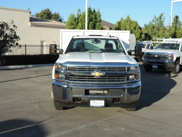 2016 Silverado 3500 Regular Cab, Harbor Landscape Dump #M16885 - photo 4