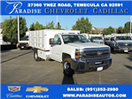 2016 Silverado 3500 Regular Cab, Harbor Landscape Dump #M16885 - photo 1