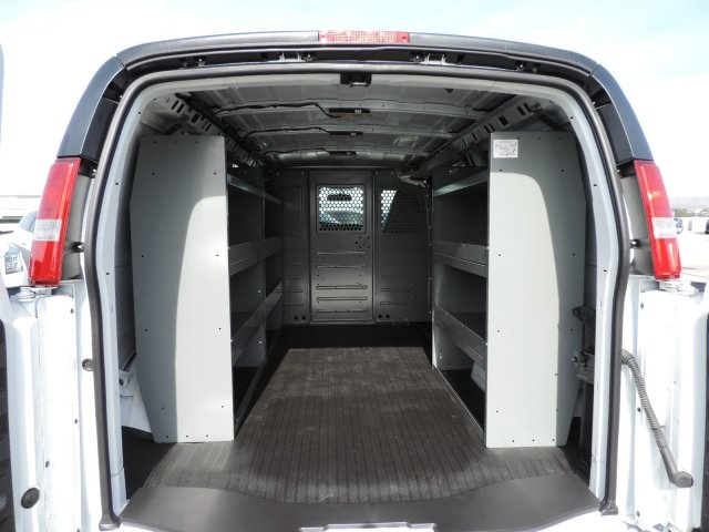 2016 Express 2500, Commercial Van Upfit #M16898 - photo 2