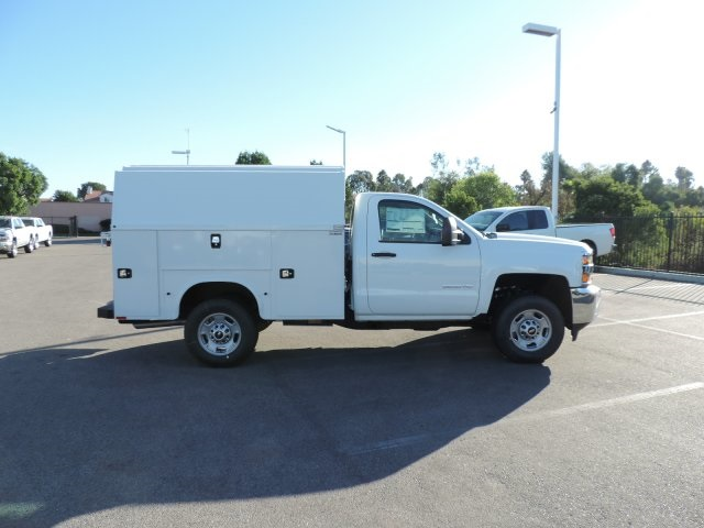 2016 Silverado 2500 Regular Cab, Knapheide Utility #M16917 - photo 10