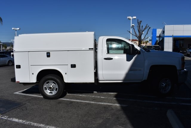 2016 Silverado 2500 Regular Cab, Knapheide Utility #M16917 - photo 8