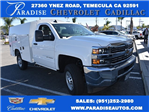 2016 Silverado 2500 Regular Cab, Knapheide Utility #M16917 - photo 1