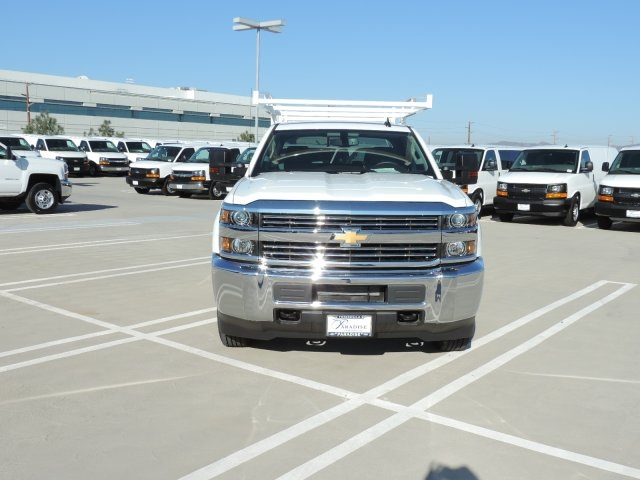 2016 Silverado 2500 Crew Cab, Harbor Utility #M16937 - photo 4
