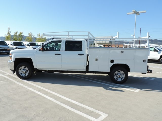 2016 Silverado 2500 Crew Cab, Harbor Utility #M16937 - photo 6