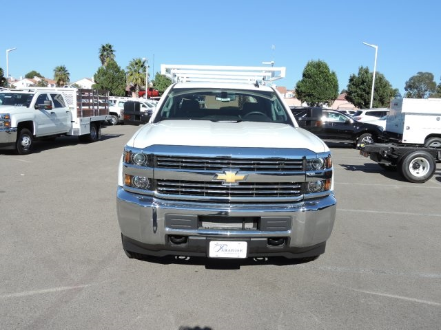 2016 Silverado 3500 Crew Cab, Royal Utility #M16941 - photo 3