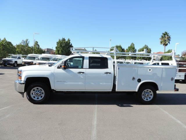 2016 Silverado 3500 Crew Cab, Royal Utility #M16941 - photo 5