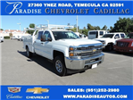 2016 Silverado 3500 Crew Cab, Royal Utility #M16941 - photo 1