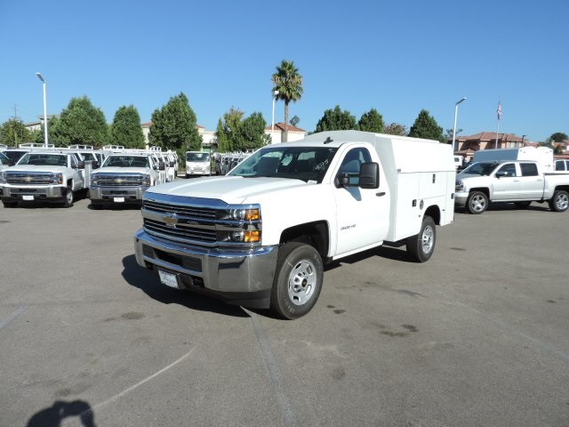 2016 Silverado 2500 Regular Cab, Knapheide Plumber #M16950 - photo 5