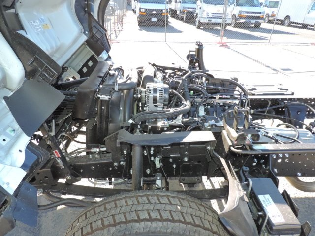 2016 LCF 4500 Regular Cab, American Truck Bodies Flat/Stake Bed #M16975 - photo 16