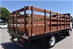 2016 LCF 4500 Regular Cab, American Truck Bodies Flat/Stake Bed #M16975 - photo 1