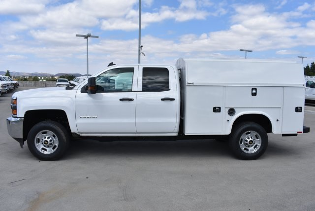 2017 Silverado 2500 Double Cab, Knapheide Plumber #M171001 - photo 6