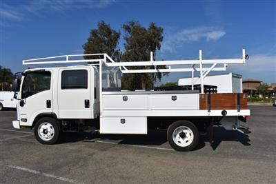 2017 Low Cab Forward Crew Cab 4x2,  Harbor Standard Contractor Contractor Body #M171018 - photo 6
