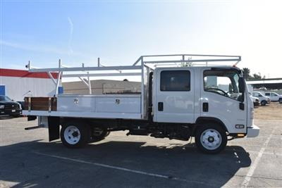2017 Low Cab Forward Crew Cab 4x2,  Harbor Standard Contractor Contractor Body #M171018 - photo 9