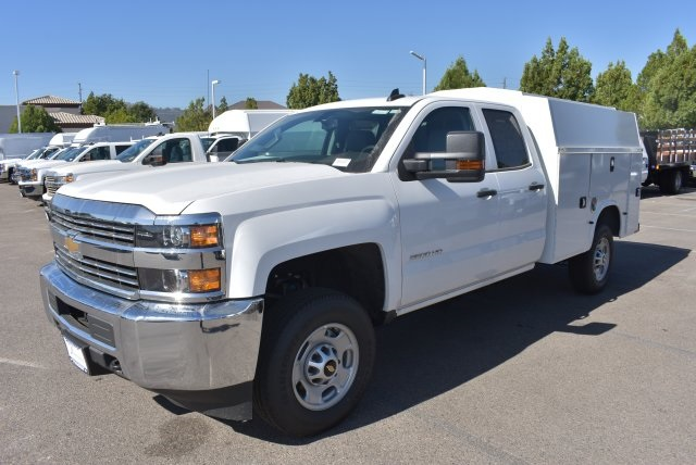 2017 Silverado 2500 Double Cab, Knapheide Plumber #M171024 - photo 4